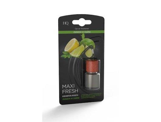 Ароматизатор  MAXIFRESH лимон и лайм HMF-15