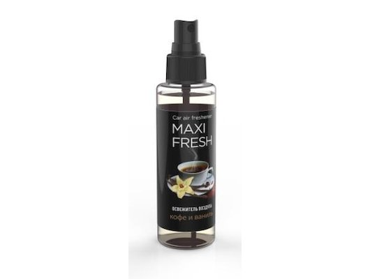 Ароматизатор  MAXIFRESH кофе и ваниль SMF-10