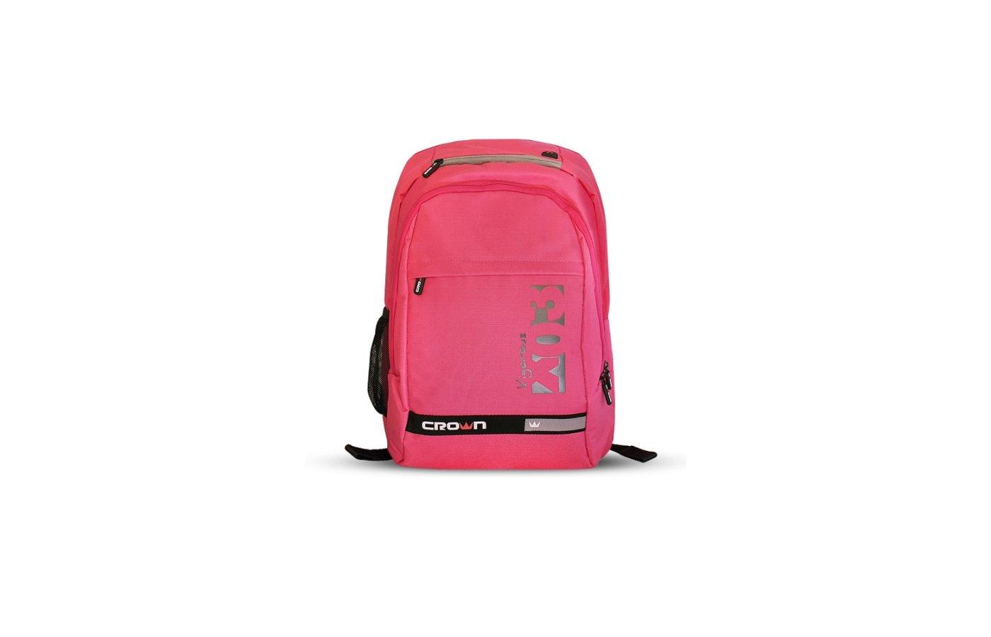 "Рюкзак для ноутбука CROWN CMBPV-315P (Vigorous Series) Pink  15,6"""
