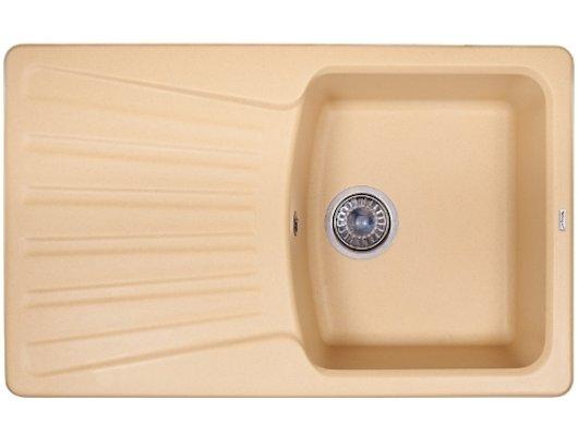 Кухонная мойка Weissgauff CLASSIC 800 Eco Granit шампань
