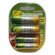 Аккумулятор GP AA 2700mAh Ni-Mh 4шт. + AAA 1000mAh 4шт. (100AAAHCFR-2CR8)