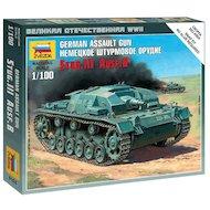 Конструктор ЗВЕЗДА 6155 Немецкое штурмовое орудие Штурмгешутц
