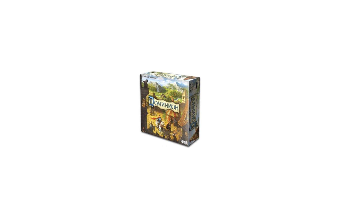 Настольная игра Hobby World 1029 Доминион (3-е рус. изд.)