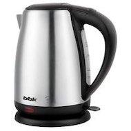 Чайник электрический  BBK EK1706S нерж.сталь/черный