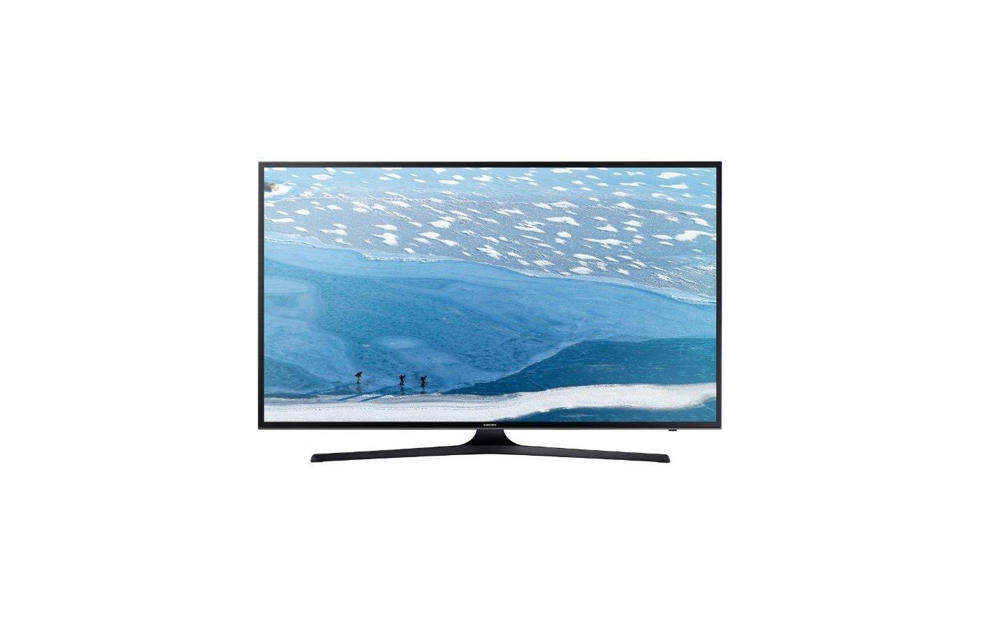 4K (Ultra HD) телевизор SAMSUNG UE 60KU6000