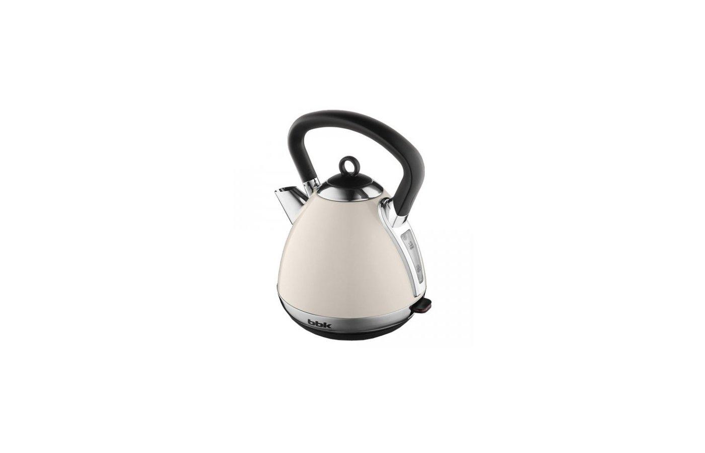 Чайник электрический  BBK EK1710S беж/серебро