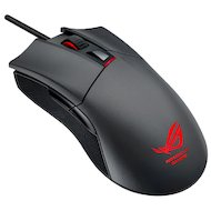 Мышь проводная Asus ROG Gladius черный оптическая (6400dpi) USB2.0 игровая (5but)