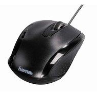 Фото Мышь проводная Hama AM-5400 черный оптическая (800dpi) USB для ноутбука (2but)