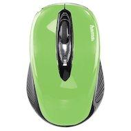 Мышь беспроводная Hama AM-7300 зеленый оптическая (1000dpi) беспроводная USB для ноутбука (2but)
