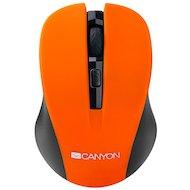 Фото Мышь беспроводная CANYON CNE-CMSW1 Orange