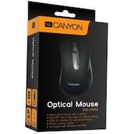 Фото Мышь проводная CANYON CNE-CMS2 USB Black