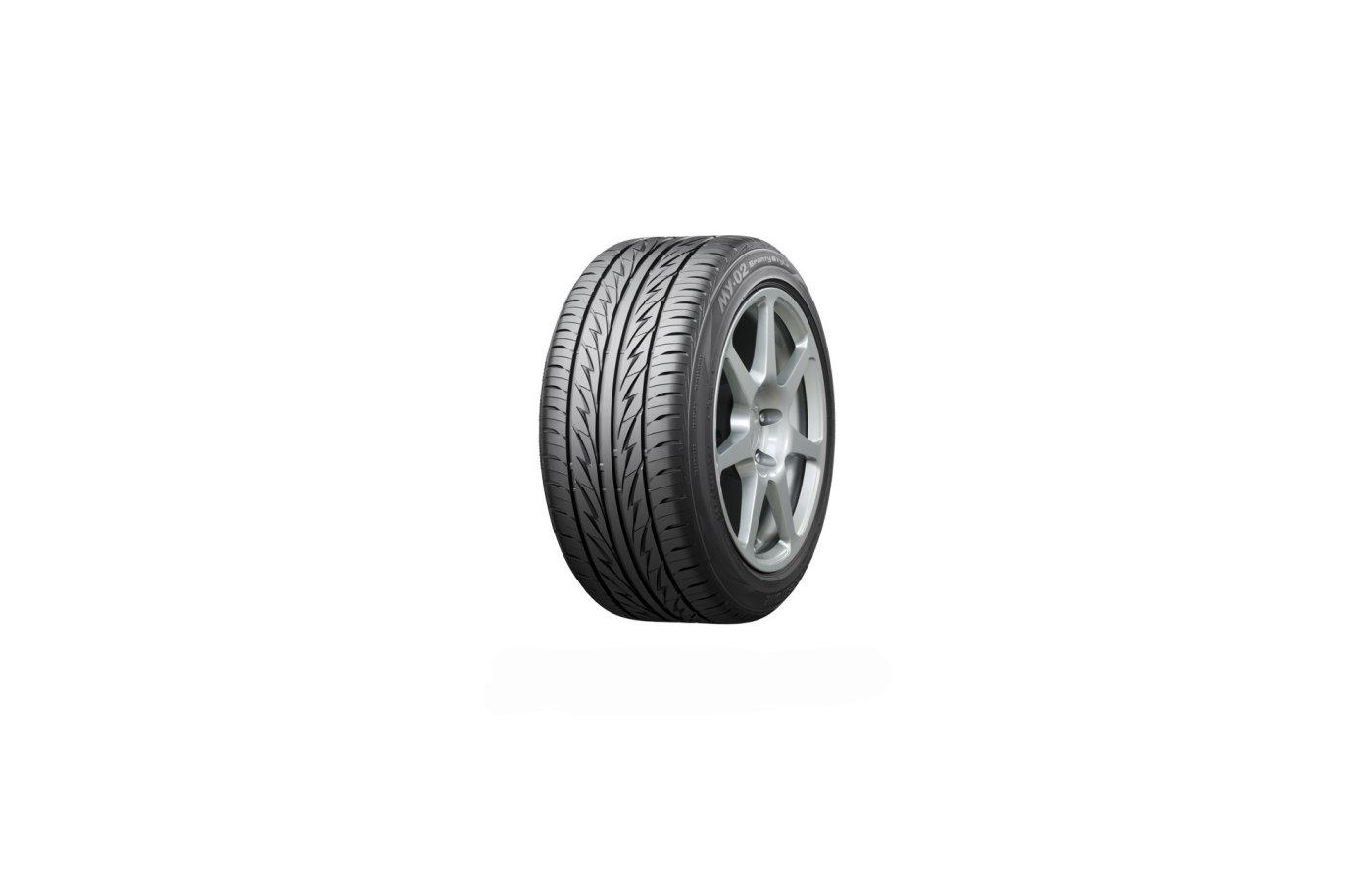 Шина Bridgestone MY-02 Sporty Style 185/70 R14 TL 88H