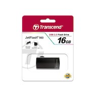 Фото Флеш-диск USB 2.0 Transcend JetFlash 560 4GB (TS4GJF560)