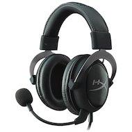 Игровые наушники проводные Kingston HyperX Cloud II Headset Gun Metal