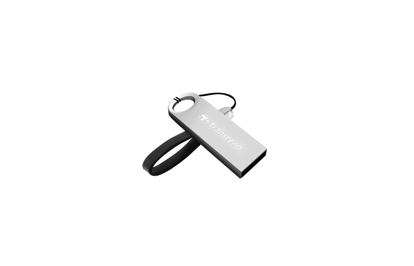 Флеш-диск USB 2.0 Transcend JetFlash 16GB 520 (TS16GJF520G)
