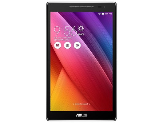 Планшет ASUS Z380C-1A087A /90NP0221-M02670/ (8.0) intel X3-C3200/8Gb/WiFi/Black