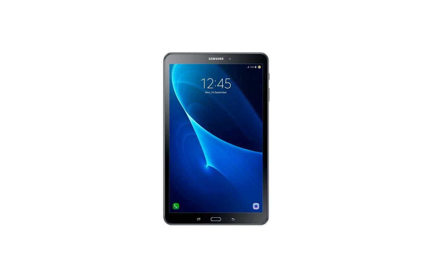 Планшет Samsung GALAXY Tab A 10.1 /SM-T585NZKASER/ LTE 16Gb Black