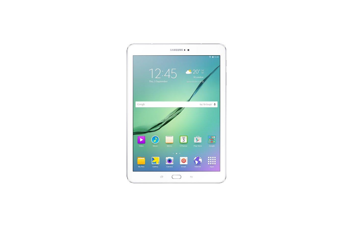 Планшет Samsung GALAXY Tab S2 9.7 /SM-T813NZWESER/ WiFI 32Gb White