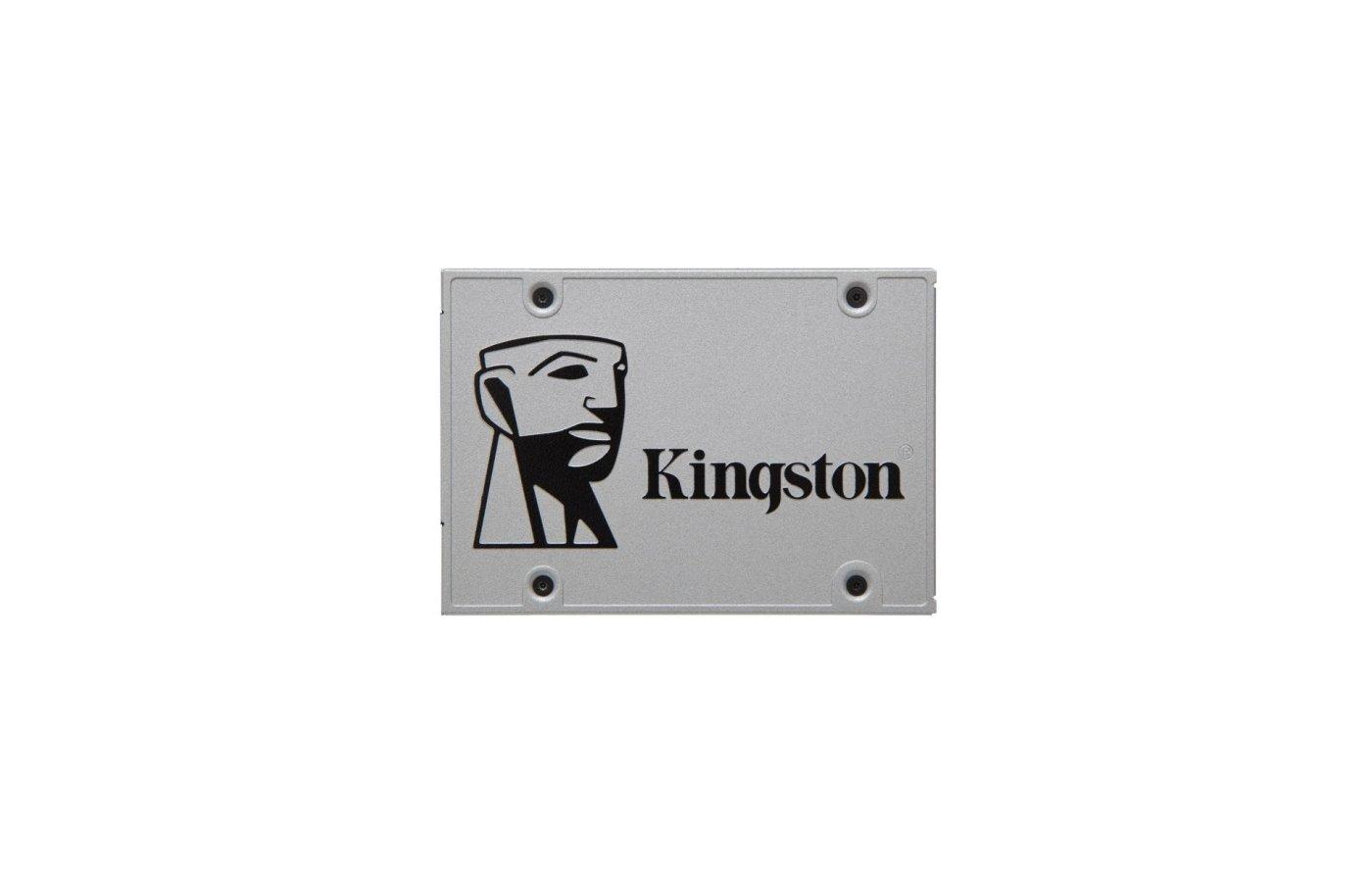 SSD жесткий диск Kingston SSD SATA III 480Gb SUV400S37/480G UV400
