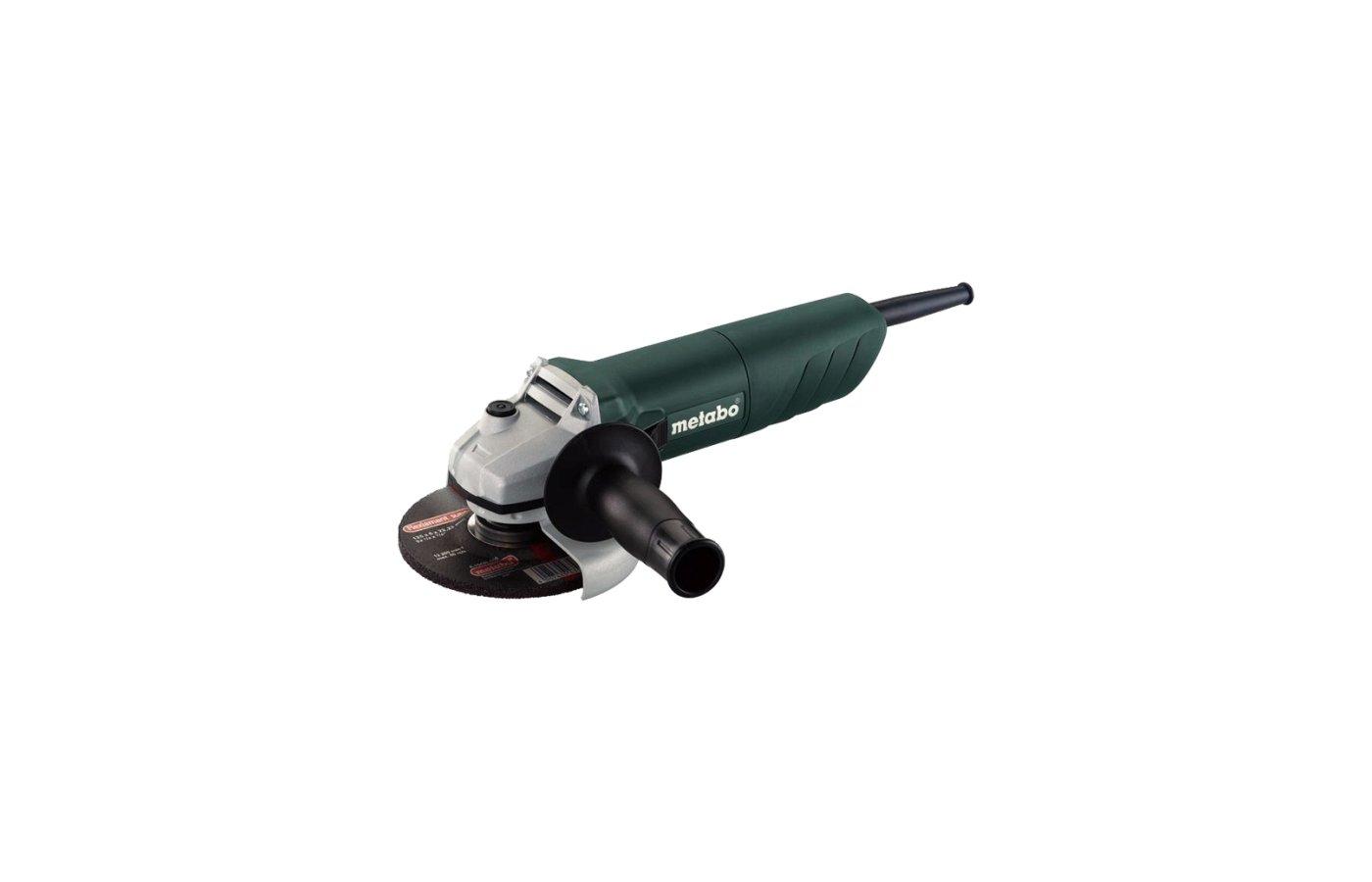 Углошлифмашина METABO W750-125