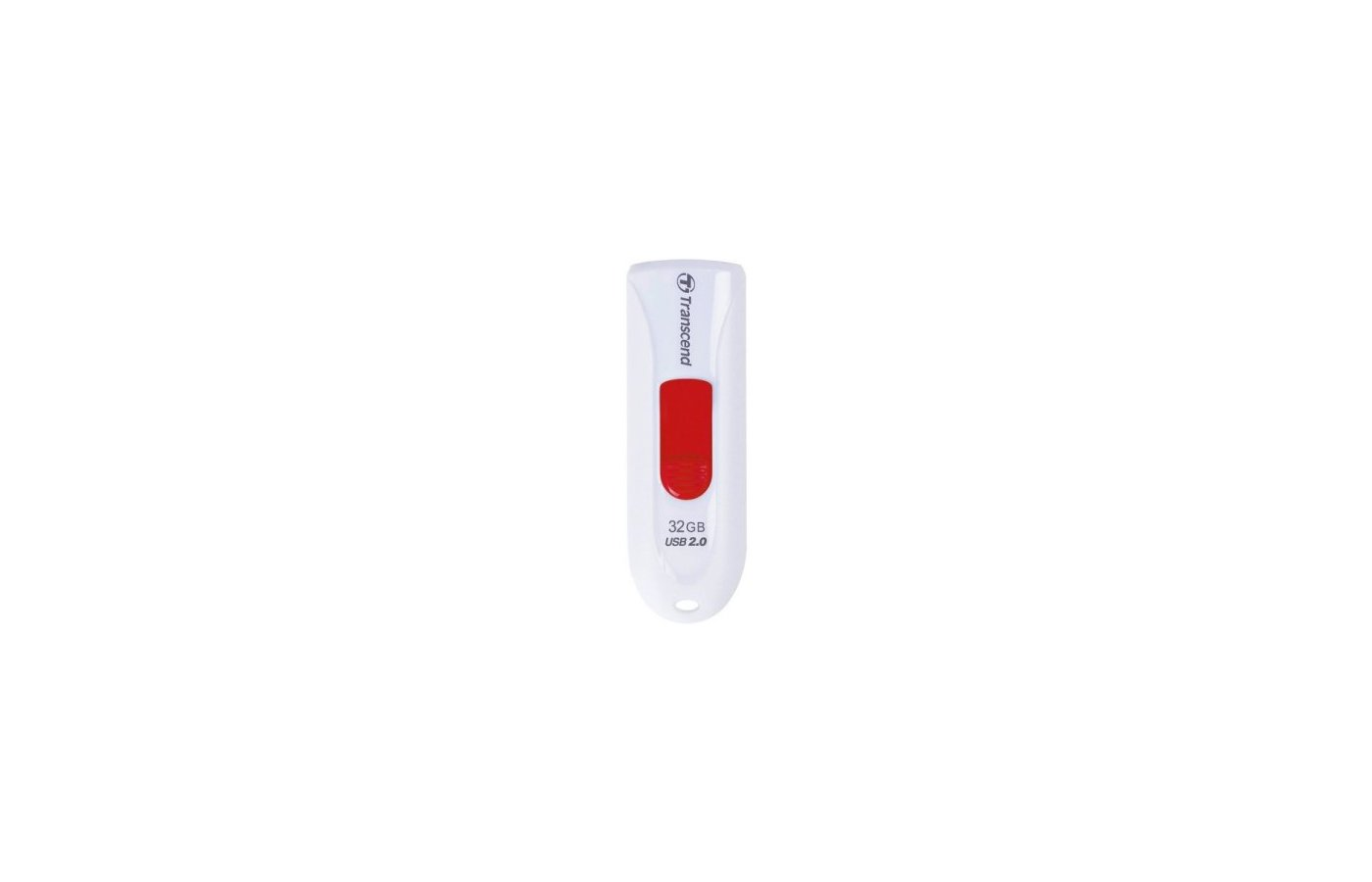 Флеш-диск USB 2.0 Transcend JetFlash 32GB 590 (TS32GJF590W)