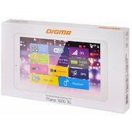 Фото Планшет Digma Plane 1600 3G (10.1) IPS /PS1036PG/ 8Gb/3G/WiFi/Белый