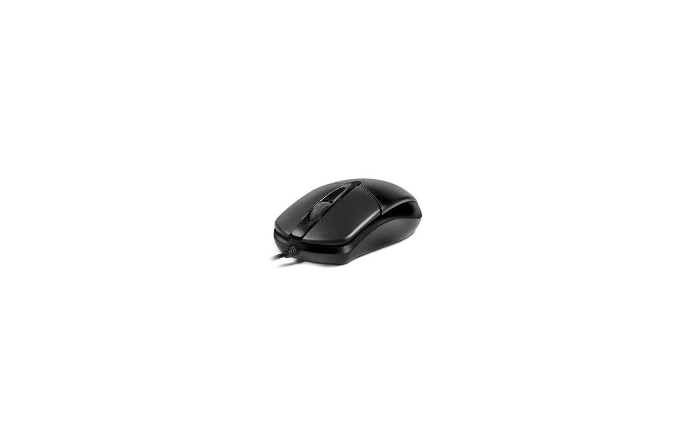 Мышь проводная SVEN RX-112 PS/2 чёрная