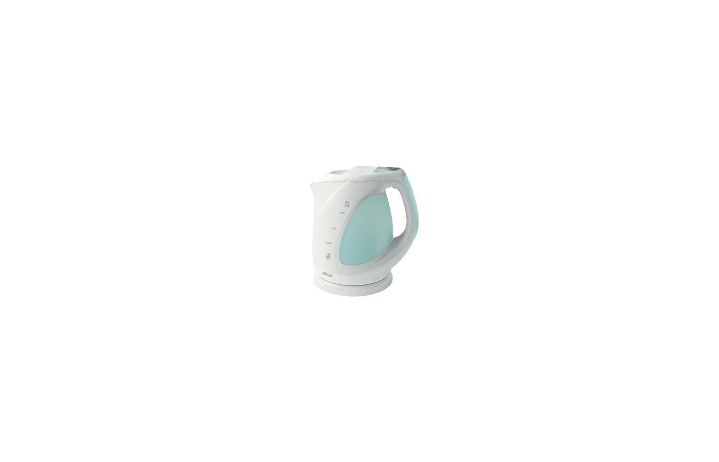 Чайник электрический  MYSTERY MEK-1609 бежевый