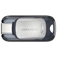Фото Флеш-диск USB3.0 Sandisk 128Gb Type C SDCZ450-128G-G46 черный/серебристый