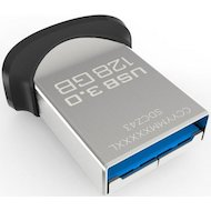 Фото Флеш-диск USB3.0 Sandisk 128Gb Ultra Fit SDCZ43-128G-GAM46 черный
