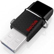 Фото Флеш-диск USB3.0 Sandisk 64Gb Ultra Dual SDDD2-064G-GAM46 черный
