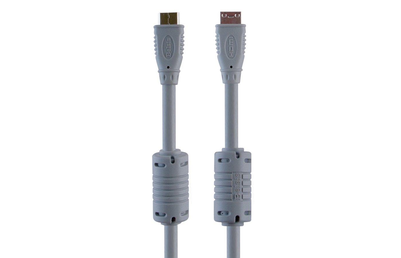 Кабель BELSIS BW 1452 mini HDMI(m) - mini HDMI(m) 3м.
