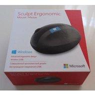 Фото Мышь беспроводная Microsoft Sculpt Ergonomic (L6V-00005)
