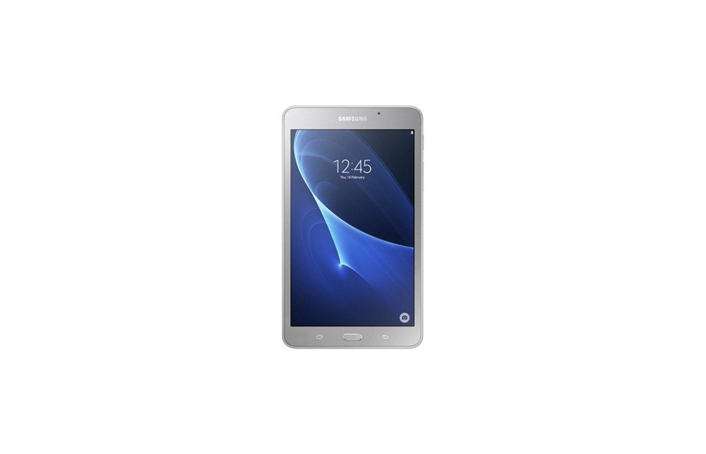 Планшет Samsung GALAXY Tab A 7.0 /SM-T280NZSASER/Wi-Fi 8GB Silver