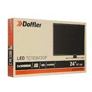 Фото LED телевизор DOFFLER 24CH 14-T2