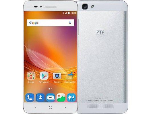 Смартфон ZTE Blade A610 grey