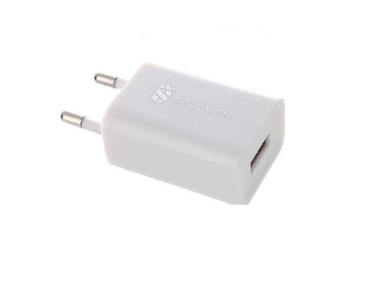 Зарядное устройство Solomon СЗУ USB 1A
