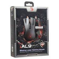 Фото Мышь проводная A4Tech Bloody Blazing AL9 Black USB