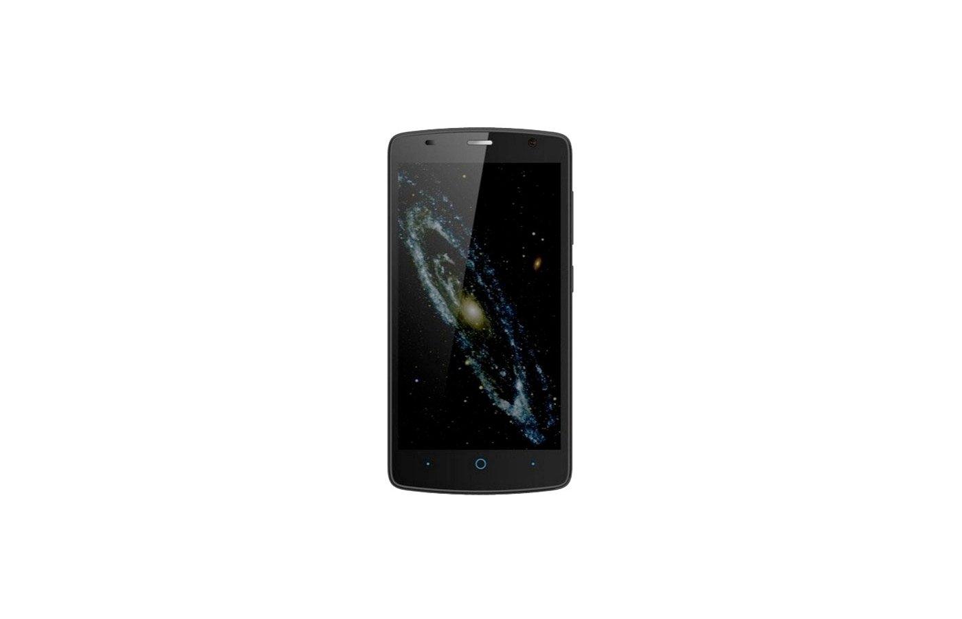 Смартфон ZTE Blade L5 plus black