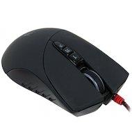 Фото Мышь проводная A4Tech Bloody V3M черный оптическая (3200dpi) USB игровая (7but)