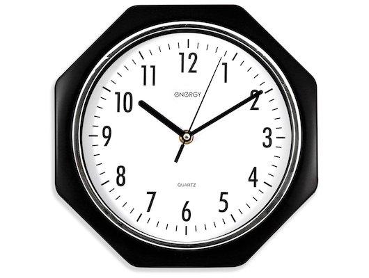 Часы настенные Energy EC-06 восьмиугольные