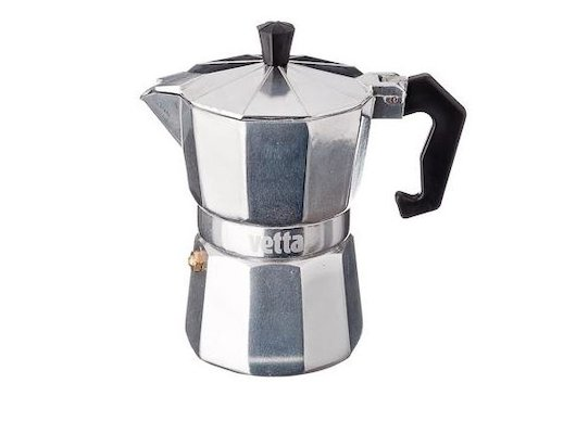 кофейники и турки VETTA 850-129 Кофеварка гейзерная 300мл