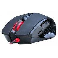 Фото Мышь проводная A4Tech Bloody V8M черный оптическая (3200dpi) USB игровая (7but)