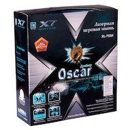 Фото Мышь проводная A4Tech XL-755BK черный лазерная (3600dpi) USB2.0 игровая (9but)