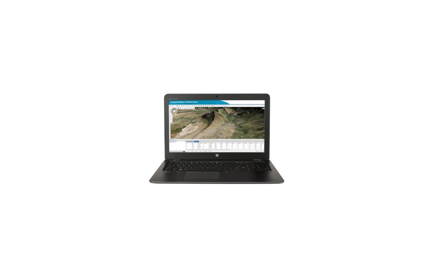 Ноутбук HP ZBook 15U G3 /T7W10EA/