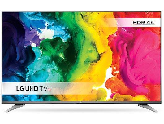 4K (Ultra HD) телевизор LG 55UH750V