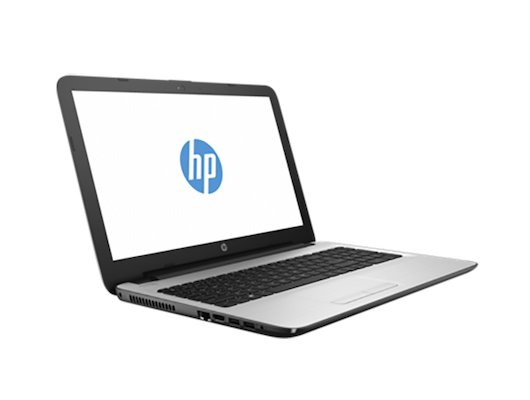 Ноутбук HP 15-ba039UR /X5C17EA/ AMD E2 7110/4Gb/500Gb/15.6/WiFi/Win10 (White)