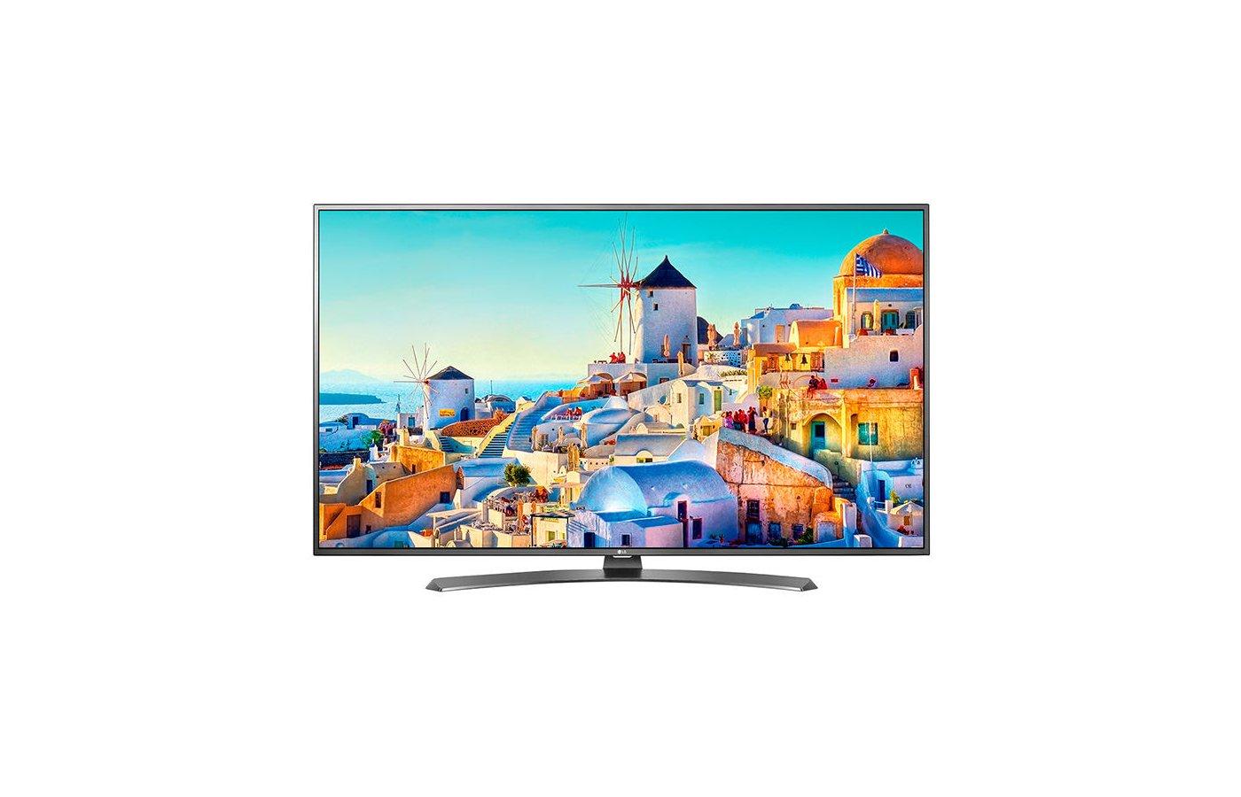 4K (Ultra HD) телевизор LG 49UH671V