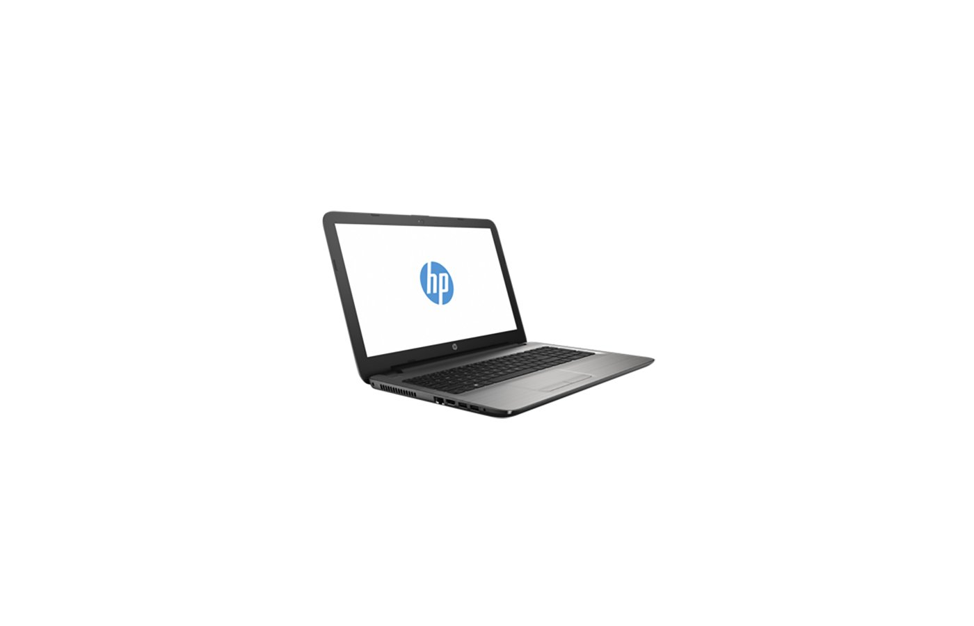 Ноутбук HP 15-ba040UR /X5C18EA/ AMD E2 7110/4Gb/500Gb/15.6/WiFi/Win10 (Silver)