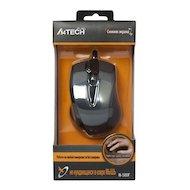 Фото Мышь проводная A4Tech V-Track Padless N-500F черный оптическая (1000dpi) USB (3but)